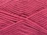 Fiber Content 50% Acrylic, 25% Wool, 25% Alpaca, Light Orchid, Brand Ice Yarns, Yarn Thickness 5 Bulky Chunky, Craft, Rug, fnt2-60868
