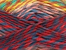 Fiber Content 100% Premium Acrylic, Yellow, Navy, Brand Ice Yarns, Green Shades, Burgundy, Brown, Yarn Thickness 4 Medium  Worsted, Afghan, Aran, fnt2-61115