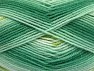Fiber Content 100% Baby Acrylic, Brand Ice Yarns, Green Shades, Yarn Thickness 2 Fine  Sport, Baby, fnt2-61133