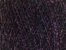 Fiber Content 75% Viscose, 25% Metallic Lurex, Lilac, Brand Ice Yarns, Black, Yarn Thickness 2 Fine  Sport, Baby, fnt2-62222