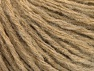 Fiber Content 50% Wool, 50% Acrylic, Brand Ice Yarns, Dark Beige, Yarn Thickness 4 Medium  Worsted, Afghan, Aran, fnt2-62712