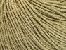 Fiber Content 60% Cotton, 40% Acrylic, Light Khaki, Brand Ice Yarns, Yarn Thickness 2 Fine  Sport, Baby, fnt2-63000