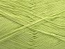 Fiber Content 55% Cotton, 45% Acrylic, Light Green, Brand Ice Yarns, Yarn Thickness 1 SuperFine Sock, Fingering, Baby, fnt2-63118