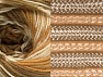 Fiber Content 70% Acrylic, 30% Wool, Light Brown, Brand Ice Yarns, Cream, Camel, Yarn Thickness 3 Light  DK, Light, Worsted, fnt2-63206