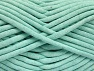 Fiber Content 60% Polyamide, 40% Cotton, Mint Green, Brand Ice Yarns, Yarn Thickness 6 SuperBulky  Bulky, Roving, fnt2-63432