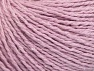 Fiber Content 68% Cotton, 32% Silk, Lilac, Brand Ice Yarns, Yarn Thickness 2 Fine  Sport, Baby, fnt2-63442