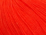 Fiber Content 60% Cotton, 40% Acrylic, Neon Orange, Brand Ice Yarns, Yarn Thickness 2 Fine  Sport, Baby, fnt2-63481