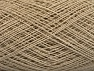 Fiber Content 70% Cotton, 30% Viscose, Light Camel, Brand Ice Yarns, fnt2-63555