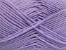 Lilac, Brand Ice Yarns, Yarn Thickness 4 Medium  Worsted, Afghan, Aran, fnt2-63957