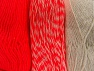 Fiber Content 90% Acrylic, 10% Polyester, Neon Pink, Brand Ice Yarns, Ecru, Yarn Thickness 3 Light  DK, Light, Worsted, fnt2-64027