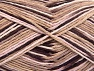 Fiber Content 100% Cotton, Maroon, Light Pink, Brand Ice Yarns, Beige, Yarn Thickness 3 Light  DK, Light, Worsted, fnt2-64034