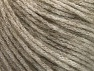 Fiber Content 85% Acrylic, 15% Bamboo, Brand Ice Yarns, Beige Melange, Yarn Thickness 4 Medium  Worsted, Afghan, Aran, fnt2-64147