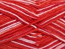 Fiber Content 100% Cotton, Salmon Shades, Red, Brand Ice Yarns, Yarn Thickness 3 Light  DK, Light, Worsted, fnt2-64168