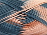 Fiber Content 100% Cotton, Light Salmon, Jeans Blue, Brand Ice Yarns, Camel, Yarn Thickness 4 Medium  Worsted, Afghan, Aran, fnt2-64193