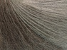 Fiber Content 60% Acrylic, 20% Angora, 20% Wool, Light Cream, Brand Ice Yarns, Grey Shades, Yarn Thickness 2 Fine  Sport, Baby, fnt2-64222