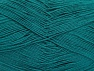 Fiber Content 55% Cotton, 45% Acrylic, Brand Ice Yarns, Emerald Green, Yarn Thickness 1 SuperFine  Sock, Fingering, Baby, fnt2-64232