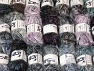 Eyelash Blends In this list; you see most recent 50 mixed lots. <br> To see all <a href=&amp/mixed_lots/o/4#list&amp>CLICK HERE</a> (Old ones have much better deals)<hr> This mixed lot includes a total of 2000 gr (70.5 oz.) yarn. There is no standard for ball weight. Also disregard any information on the labels. You will get what you see in the photo. Brand Ice Yarns, fnt2-64358