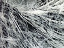 Fiber Content 50% Polyamide, 50% Polyester, White, Brand Ice Yarns, Black, fnt2-64424