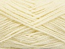 Fiber Content 98% Acrylic, 2% Paillette, Brand Ice Yarns, Cream, Yarn Thickness 4 Medium  Worsted, Afghan, Aran, fnt2-64445