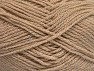Fiber Content 98% Acrylic, 2% Paillette, Brand Ice Yarns, Beige, Yarn Thickness 4 Medium  Worsted, Afghan, Aran, fnt2-64446