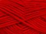 Fiber Content 100% Micro Fiber, Red, Brand Ice Yarns, Yarn Thickness 3 Light  DK, Light, Worsted, fnt2-64499