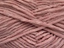 Fiber Content 100% Micro Fiber, Powder Pink, Brand Ice Yarns, Yarn Thickness 3 Light  DK, Light, Worsted, fnt2-64503