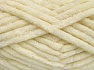 Fiber Content 100% Micro Fiber, Brand Ice Yarns, Cream, Yarn Thickness 6 SuperBulky  Bulky, Roving, fnt2-64515