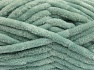 Fiber Content 100% Micro Fiber, Mint Green, Brand Ice Yarns, Yarn Thickness 6 SuperBulky  Bulky, Roving, fnt2-64525