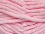 Fiber Content 100% Micro Fiber, Brand Ice Yarns, Baby Pink, Yarn Thickness 6 SuperBulky  Bulky, Roving, fnt2-64526