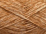 Fiber Content 80% Cotton, 20% Acrylic, Brand Ice Yarns, Gold, Yarn Thickness 2 Fine  Sport, Baby, fnt2-64550