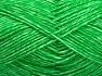 Fiber Content 80% Cotton, 20% Acrylic, Brand Ice Yarns, Green, Yarn Thickness 2 Fine  Sport, Baby, fnt2-64556