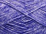 Fiber Content 80% Cotton, 20% Acrylic, Lilac, Brand Ice Yarns, Yarn Thickness 2 Fine  Sport, Baby, fnt2-64565