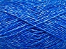 Fiber Content 80% Cotton, 20% Acrylic, Brand Ice Yarns, Blue, Yarn Thickness 2 Fine  Sport, Baby, fnt2-64568