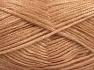 Fiber Content 70% Polyamide, 19% Wool, 11% Acrylic, Brand Ice Yarns, Dark Beige, Yarn Thickness 4 Medium  Worsted, Afghan, Aran, fnt2-64575