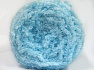Fiber Content 100% Micro Fiber, Brand Ice Yarns, Baby Blue, Yarn Thickness 6 SuperBulky  Bulky, Roving, fnt2-64615