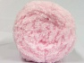 Fiber Content 100% Micro Fiber, Light Pink, Brand Ice Yarns, Yarn Thickness 6 SuperBulky  Bulky, Roving, fnt2-64619