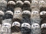 This mixed lot includes a total of 2000 gr (70.5 oz.) unlabeled yarn. There is no standard for ball weight. You will get what you see in the photo. In this list; you see most recent 50 mixed lots. <br> To see all <a href=&amp/mixed_lots/o/4#list&amp>CLICK HERE</a> (Old ones have much better deals)<hr> Brand Ice Yarns, fnt2-64714