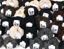 Amigurumi Chenille In this list; you see most recent 50 mixed lots. <br> To see all <a href=&amp/mixed_lots/o/4#list&amp>CLICK HERE</a> (Old ones have much better deals)<hr> This mixed lot includes a total of 2000 gr (70.5 oz.) yarn. There is no standard for ball weight. Also disregard any information on the labels. You will get what you see in the photo. Fiber Content 100% Polyester, Brand Ice Yarns, fnt2-64860