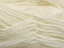 Fiber Content 70% Dralon, 30% Alpaca, White, Brand Ice Yarns, Yarn Thickness 4 Medium  Worsted, Afghan, Aran, fnt2-64907