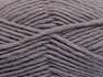 Fiber Content 100% Wool, Brand Ice Yarns, Grey, Yarn Thickness 5 Bulky  Chunky, Craft, Rug, fnt2-64909