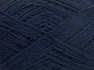 Fiber Content 74% Cotton, 26% Polyamide, Navy, Brand Ice Yarns, Yarn Thickness 3 Light  DK, Light, Worsted, fnt2-64943