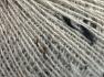 Fiber Content 50% Wool, 40% Acrylic, 10% Viscose, Light Grey, Brand Ice Yarns, Yarn Thickness 2 Fine  Sport, Baby, fnt2-65087