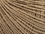 Fiber Content 50% Wool, 50% Acrylic, Brand Ice Yarns, Beige, Yarn Thickness 2 Fine  Sport, Baby, fnt2-65132