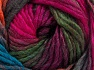 Fiber Content 50% Wool, 50% Acrylic, Turquoise, Brand Ice Yarns, Fuchsia, Copper, Yarn Thickness 5 Bulky  Chunky, Craft, Rug, fnt2-65182