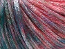 Fiber Content 62% Polyester, 19% Acrylic, 19% Merino Wool, Red, Brand Ice Yarns, Green Shades, Yarn Thickness 4 Medium  Worsted, Afghan, Aran, fnt2-65213