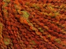 Fiber Content 45% Acrylic, 45% Wool, 10% Polyamide, Orange, Brand Ice Yarns, Green, Dark Orange, Yarn Thickness 3 Light  DK, Light, Worsted, fnt2-65245