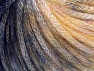 Fiber Content 62% Polyester, 19% Acrylic, 19% Merino Wool, Purple, Navy, Light Yellow, Brand Ice Yarns, Yarn Thickness 4 Medium  Worsted, Afghan, Aran, fnt2-65327