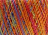 Fiber Content 100% Polyamide, Pink, Lilac, Light Orange, Light Green, Brand Ice Yarns, Yarn Thickness 2 Fine  Sport, Baby, fnt2-65399
