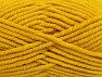 Fiber Content 50% Acrylic, 50% Wool, Brand Ice Yarns, Dark Yellow, Yarn Thickness 6 SuperBulky  Bulky, Roving, fnt2-65627