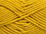 Fiber Content 50% Acrylic, 50% Wool, Yellow, Brand Ice Yarns, Yarn Thickness 6 SuperBulky  Bulky, Roving, fnt2-65628